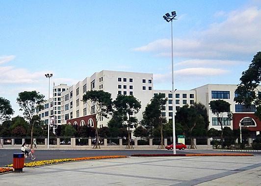 四川省江油市职业中学校