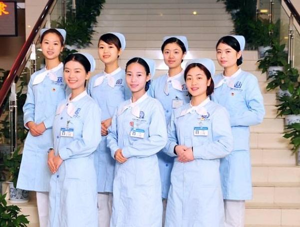 成都成医第一附院护士学校