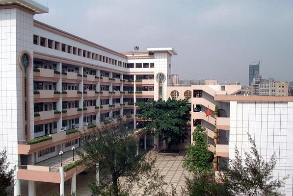 四川省成都市财贸职业高级中学